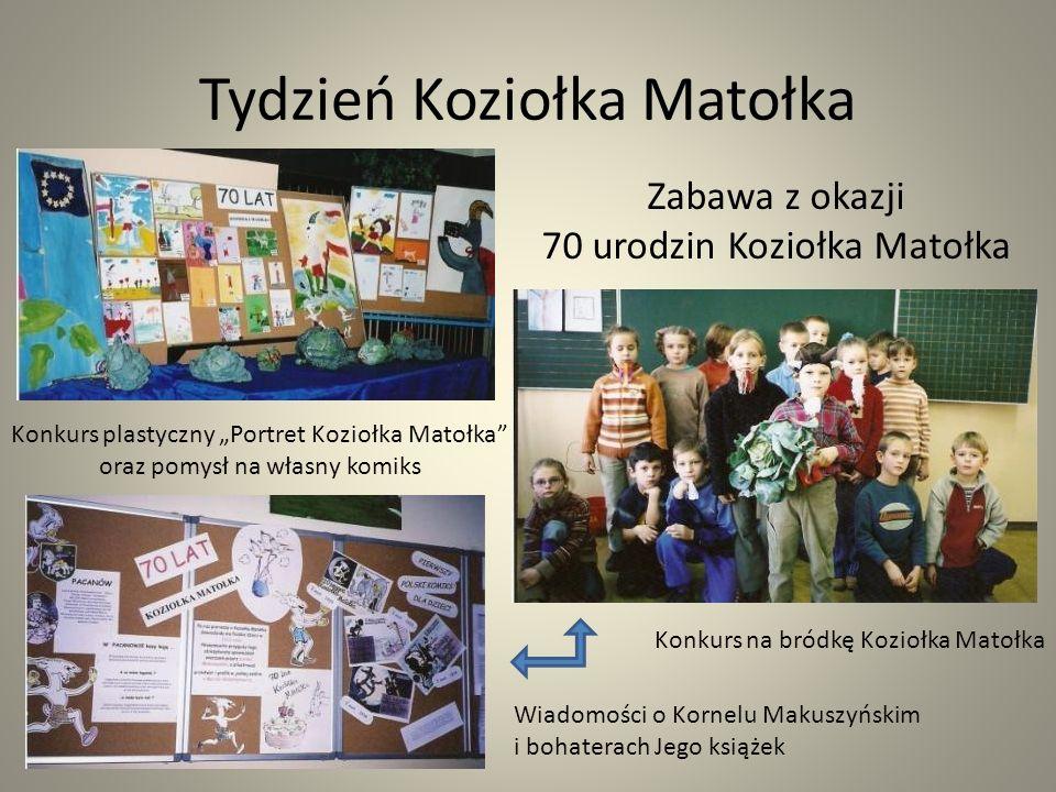 Tydzień Koziołka Matołka