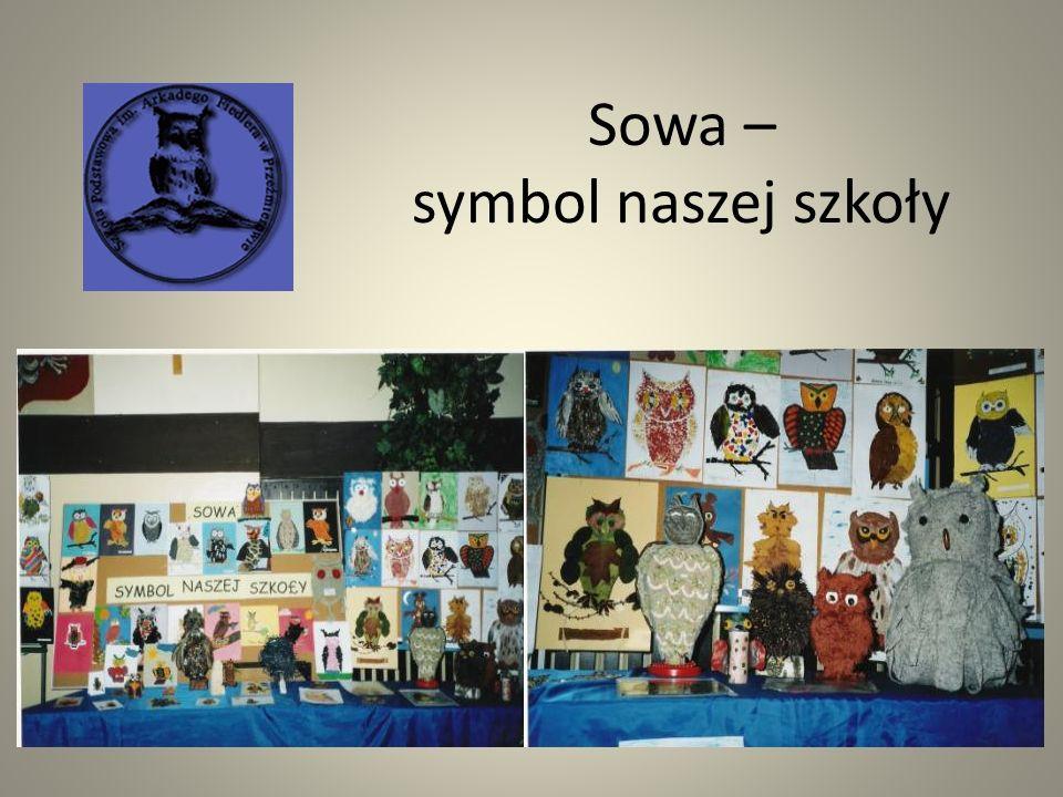 Sowa – symbol naszej szkoły