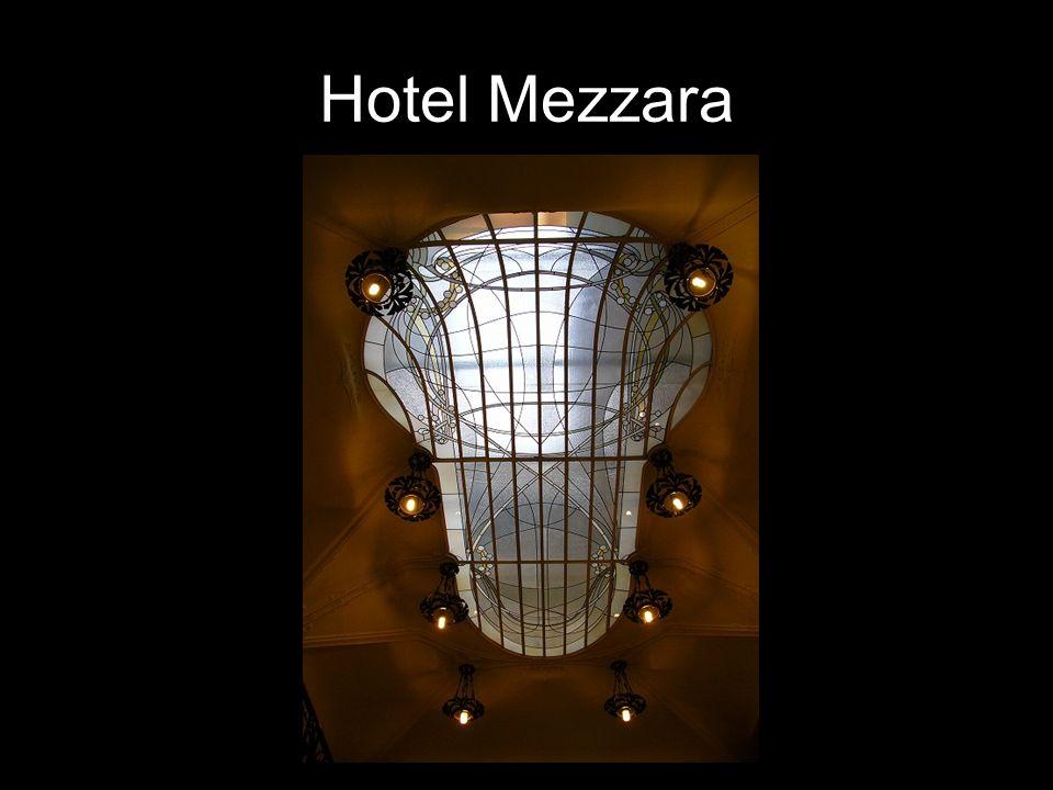 Hotel Mezzara