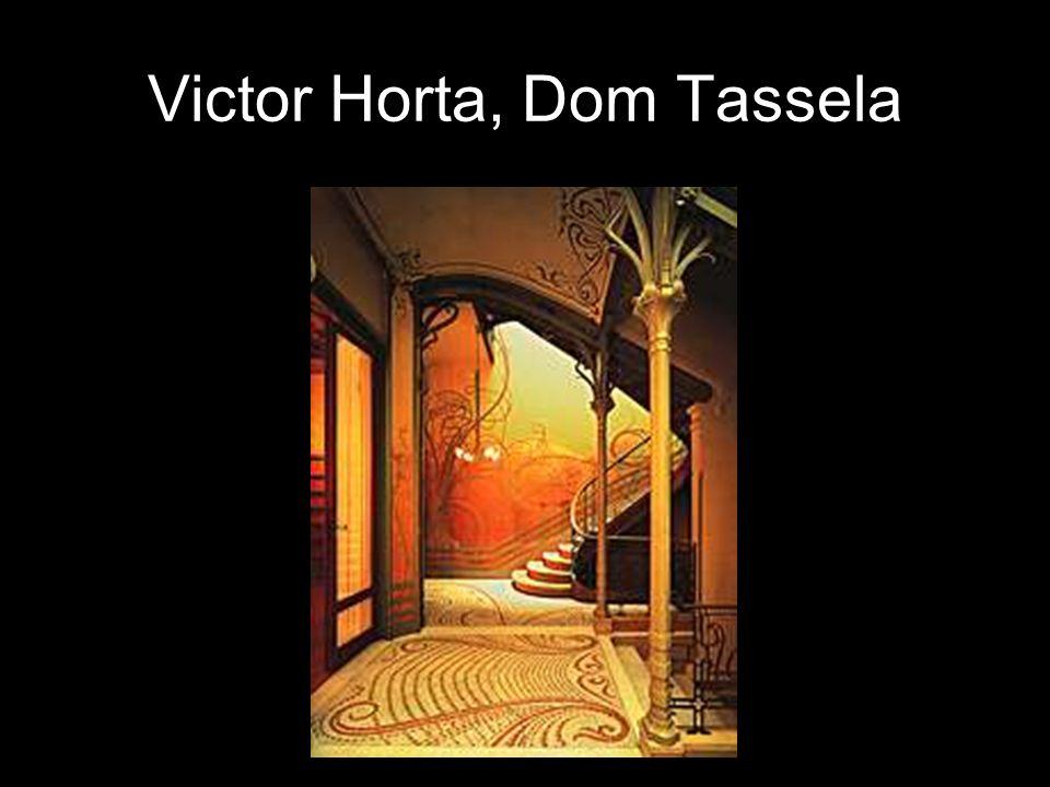 Victor Horta, Dom Tassela