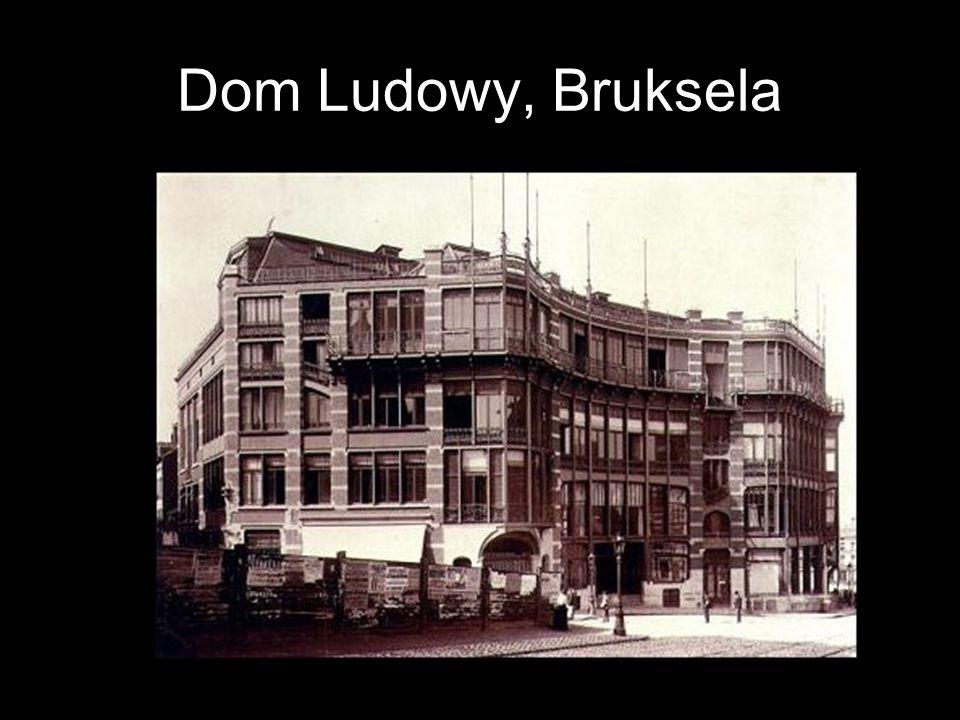 Dom Ludowy, Bruksela