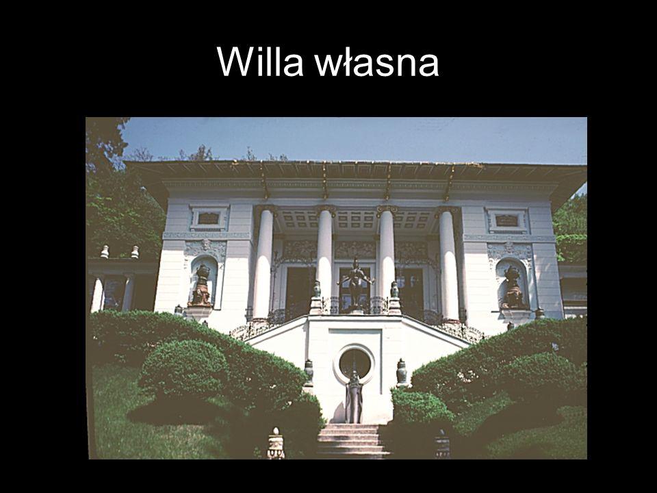 Willa własna