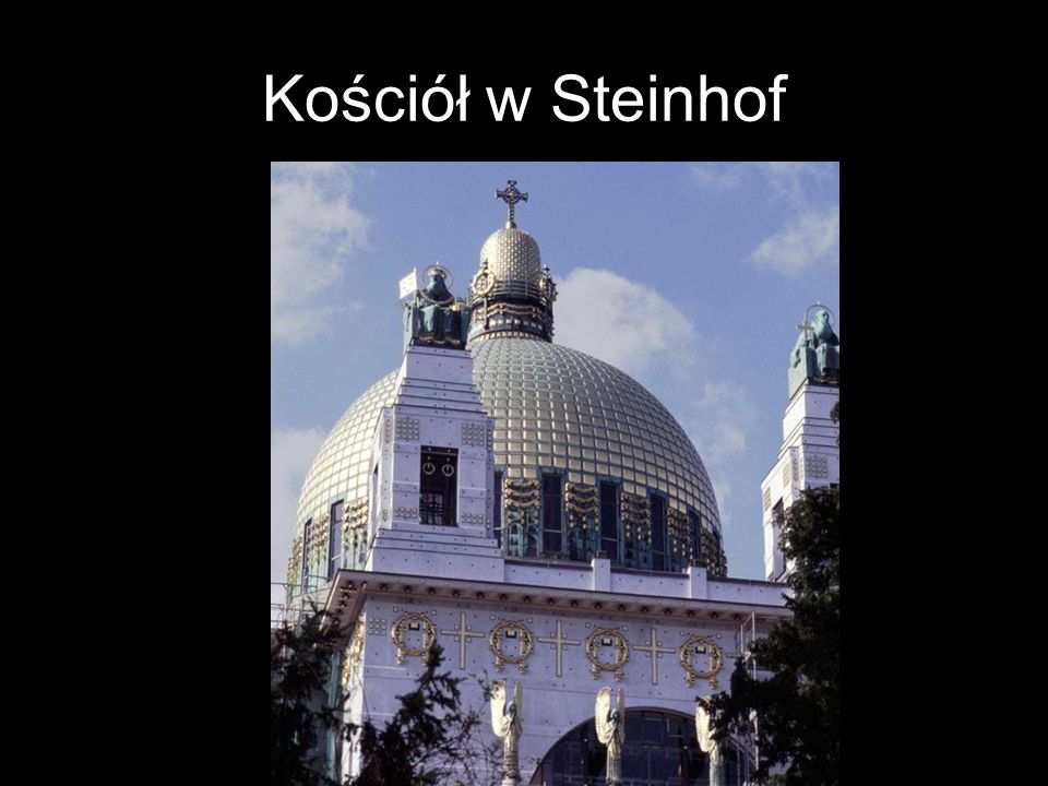 Kościół w Steinhof