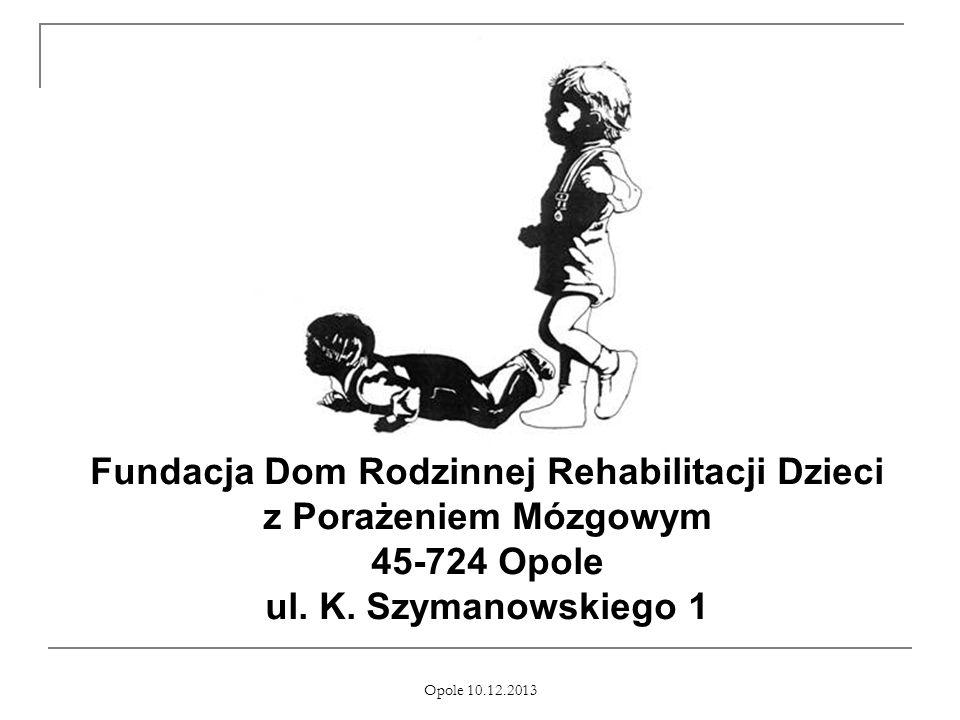 Fundacja Dom Rodzinnej Rehabilitacji Dzieci