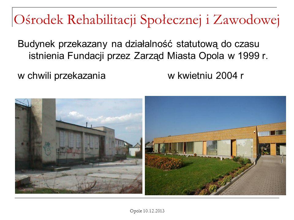 Ośrodek Rehabilitacji Społecznej i Zawodowej