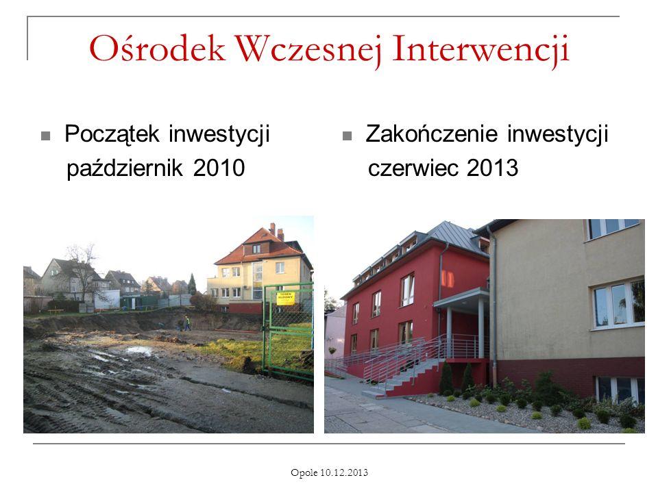Ośrodek Wczesnej Interwencji