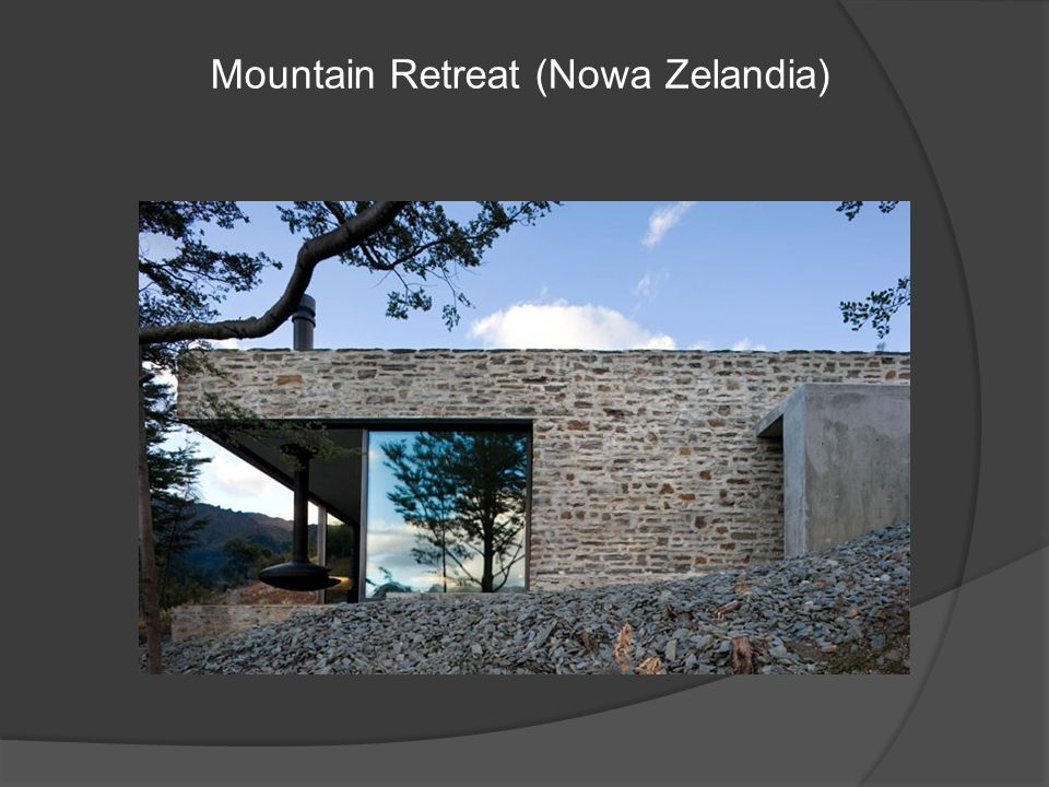 Mountain Retreat (Nowa Zelandia)