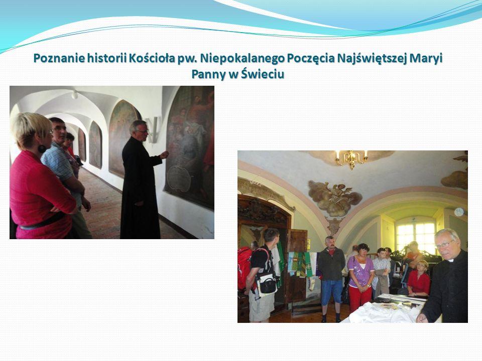 Poznanie historii Kościoła pw