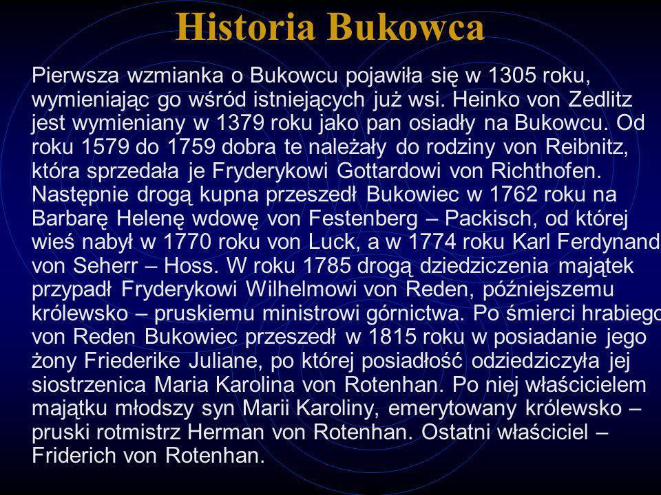 Historia Bukowca