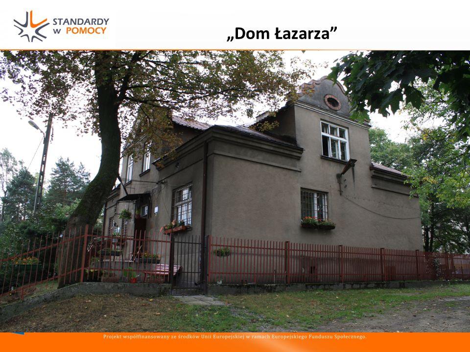 """""""Dom Łazarza ADRESACI"""