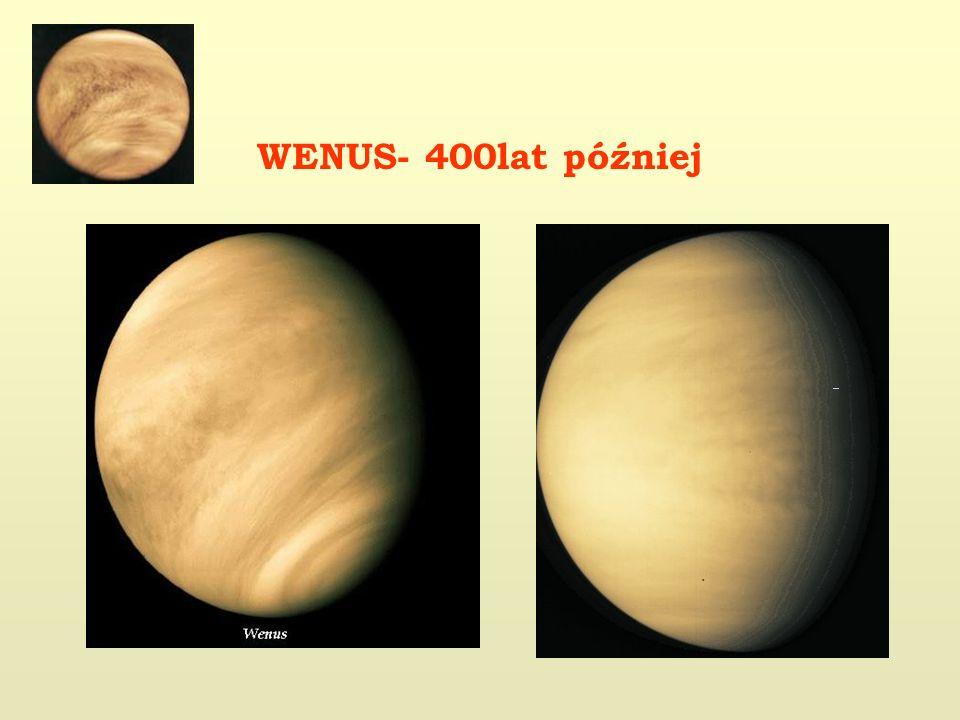 WENUS- 400lat później