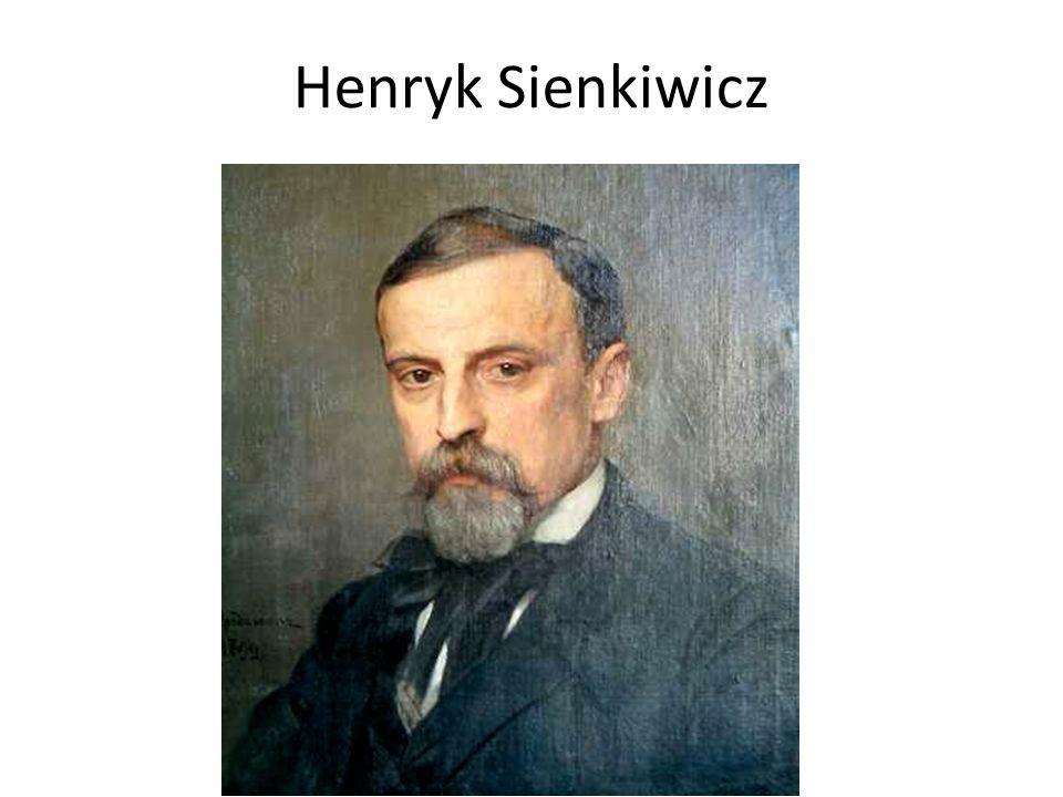 Henryk Sienkiwicz