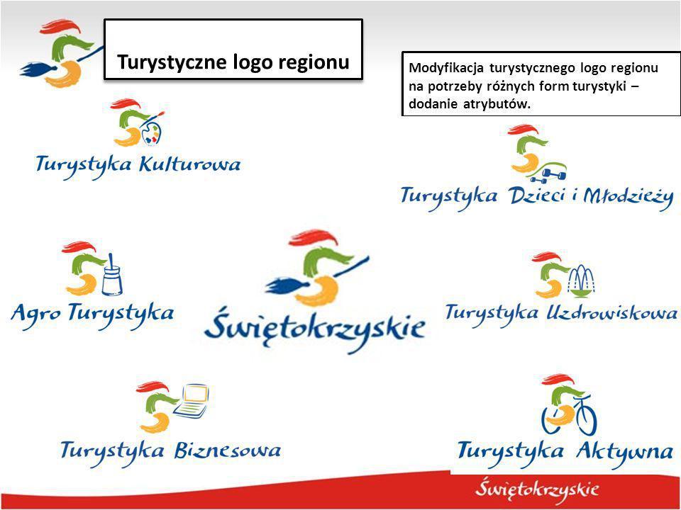 Turystyczne logo regionu