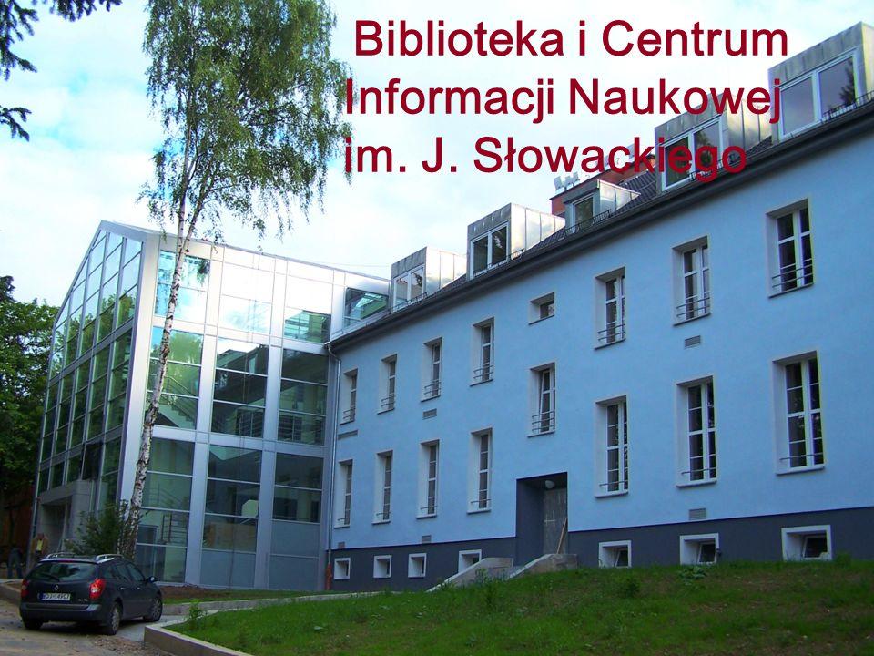 Biblioteka i Centrum Informacji Naukowej im. J. Słowackiego