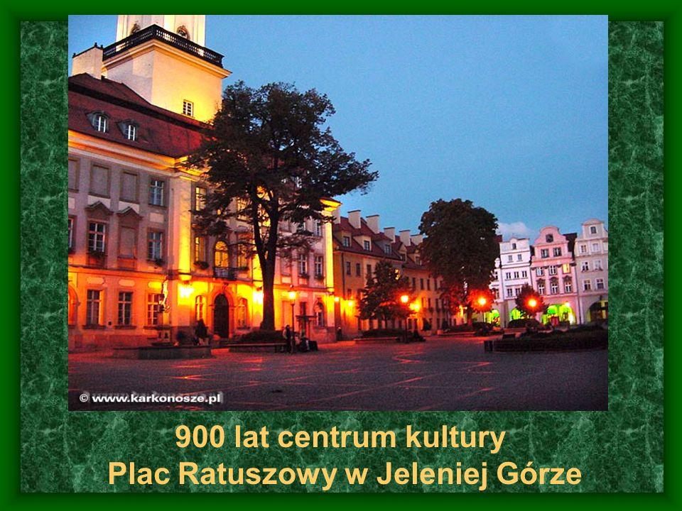 Plac Ratuszowy w Jeleniej Górze