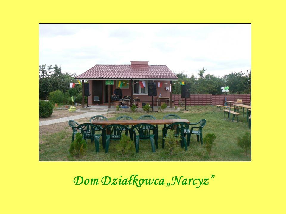 """Dom Działkowca """"Narcyz"""