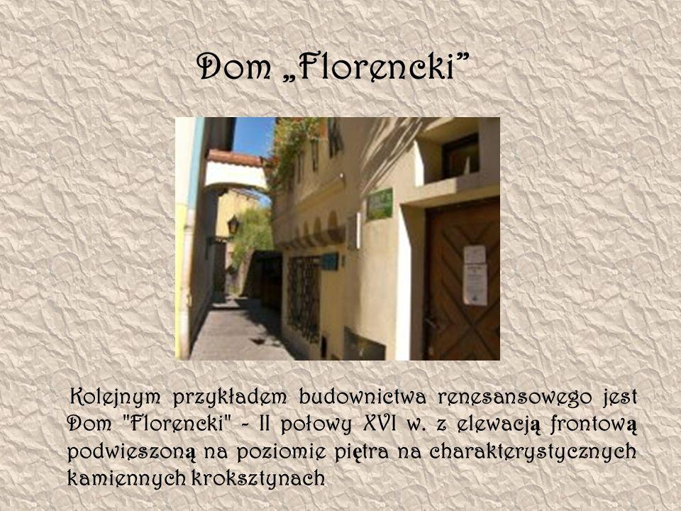 "Dom ""Florencki"