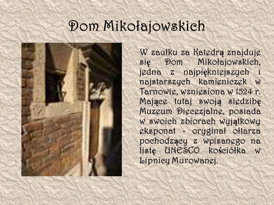Dom Mikołajowskich