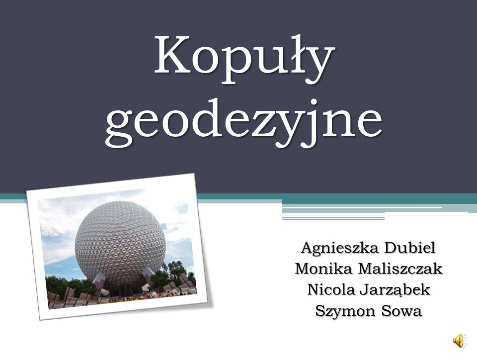 Agnieszka Dubiel Monika Maliszczak Nicola Jarząbek Szymon Sowa