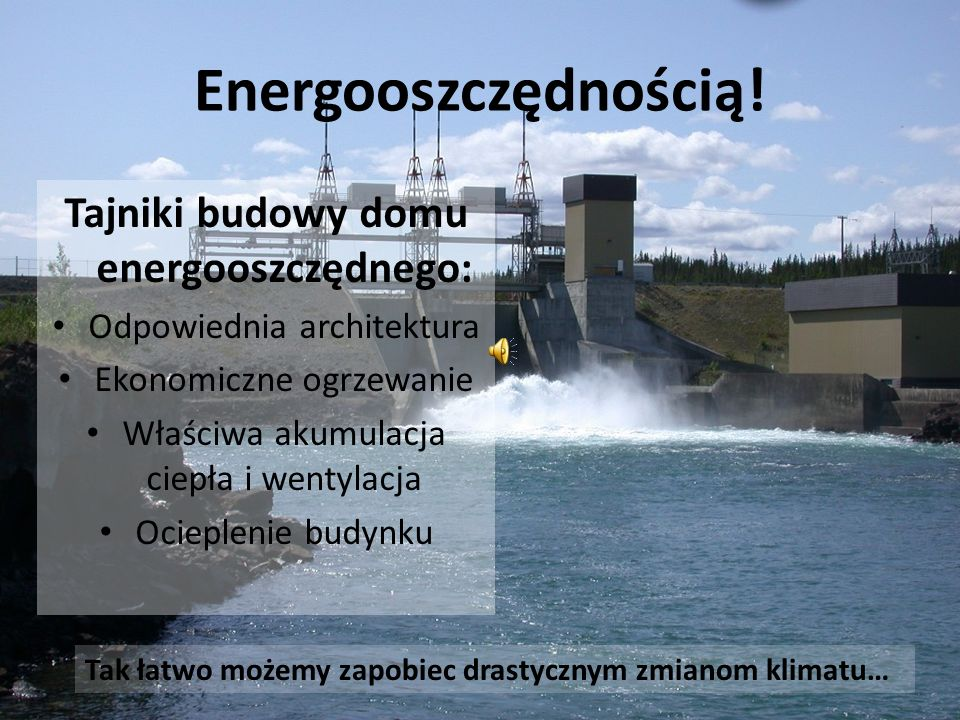 Tajniki budowy domu energooszczędnego: