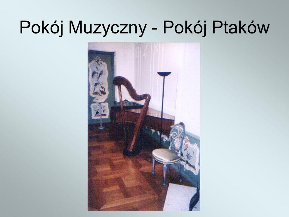 Pokój Muzyczny - Pokój Ptaków