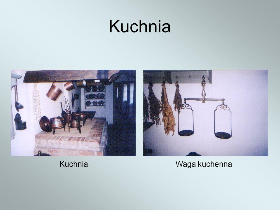 Kuchnia Kuchnia Waga kuchenna