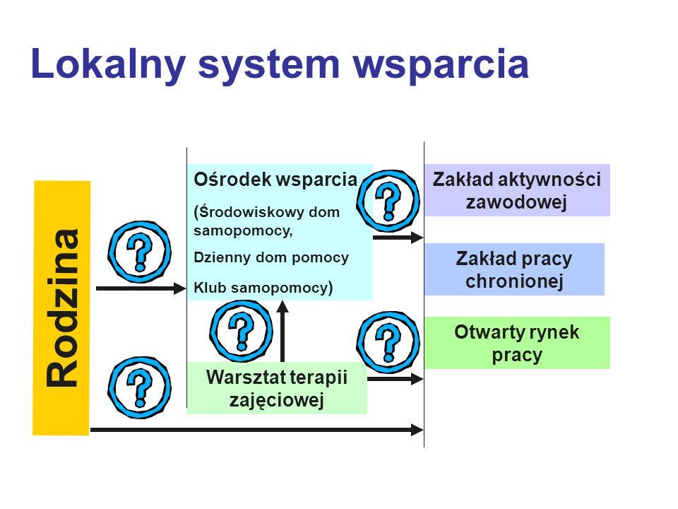 Lokalny system wsparcia