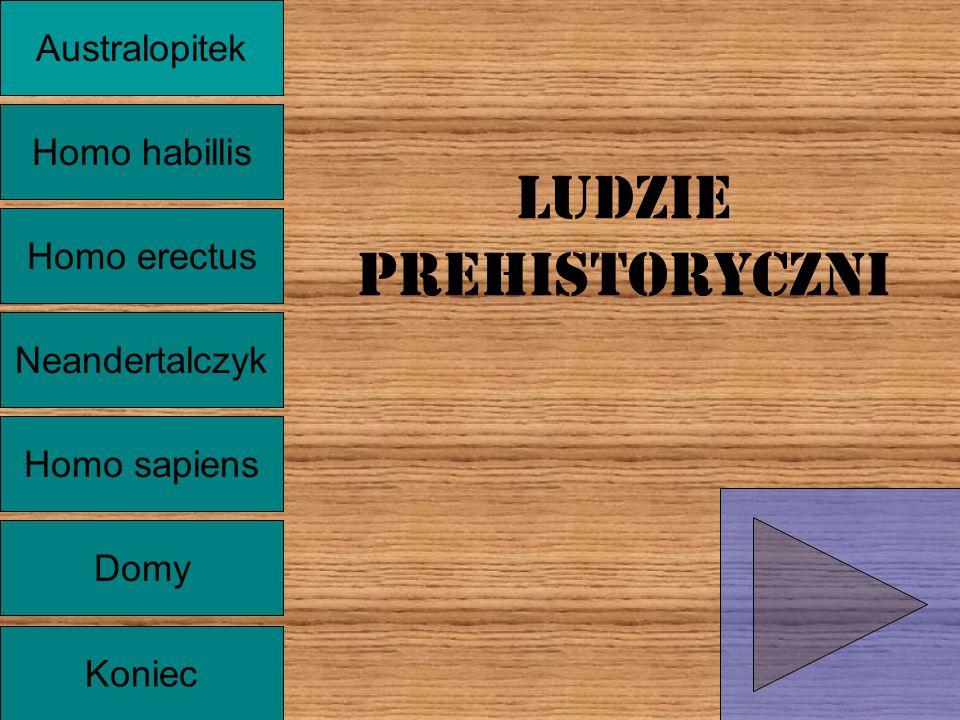 Ludzie prehistoryczni