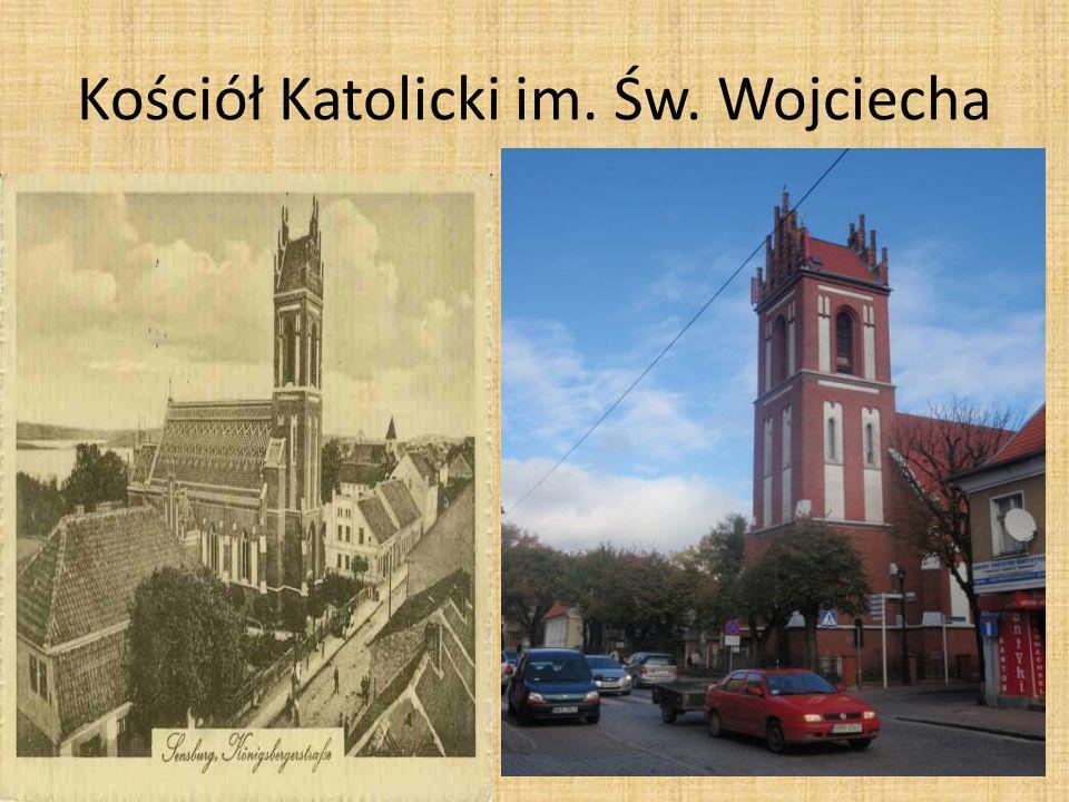 Kościół Katolicki im. Św. Wojciecha