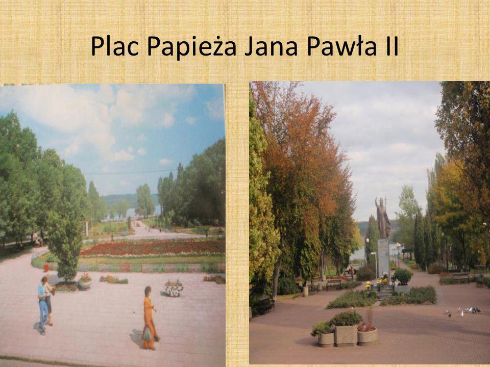 Plac Papieża Jana Pawła II