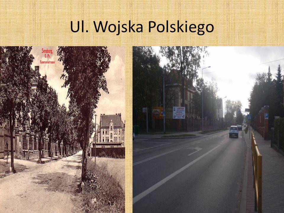 Ul. Wojska Polskiego