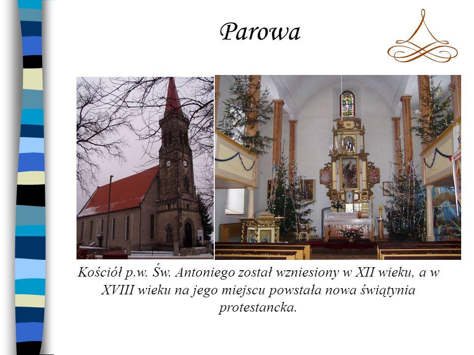 Parowa Kościół p.w. Św.