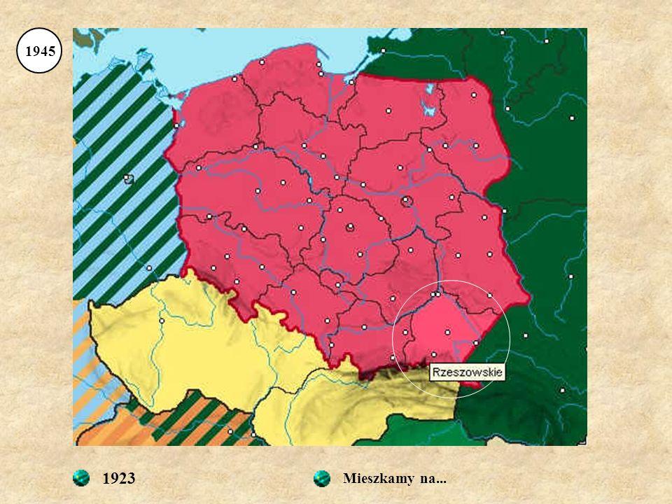 1945 1923 Mieszkamy na...