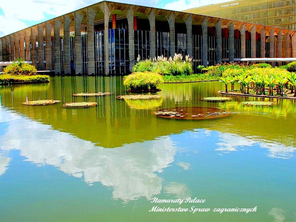 Itamaraty Palace Ministerstwo Spraw zagranicznych