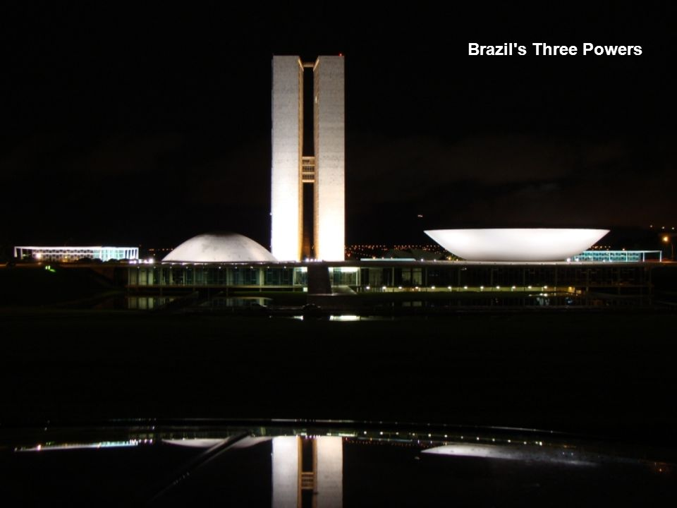 Brazil s Three Powers