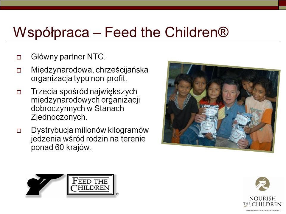 Współpraca – Feed the Children®