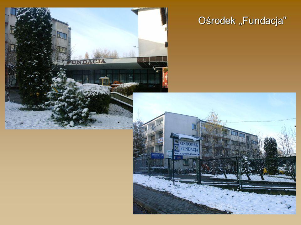 """Ośrodek """"Fundacja"""