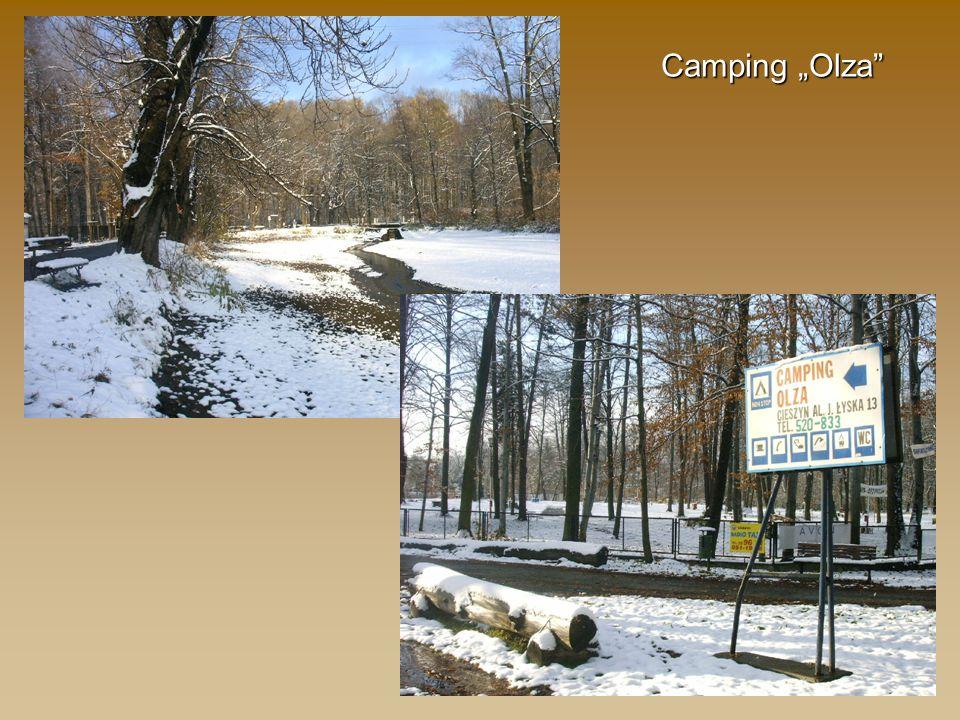 """Camping """"Olza"""