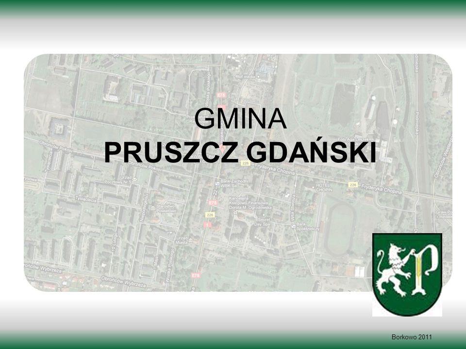 GMINA PRUSZCZ GDAŃSKI Borkowo 2011