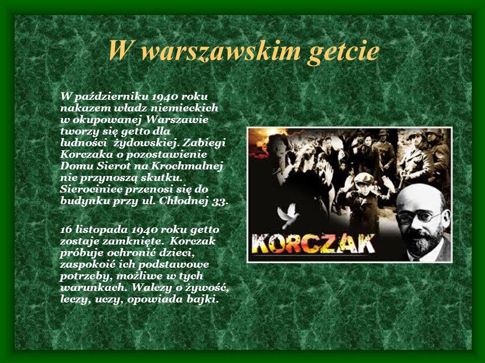 W warszawskim getcie