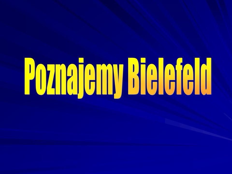 Poznajemy Bielefeld