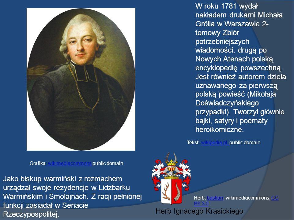 Herb Ignacego Krasickiego