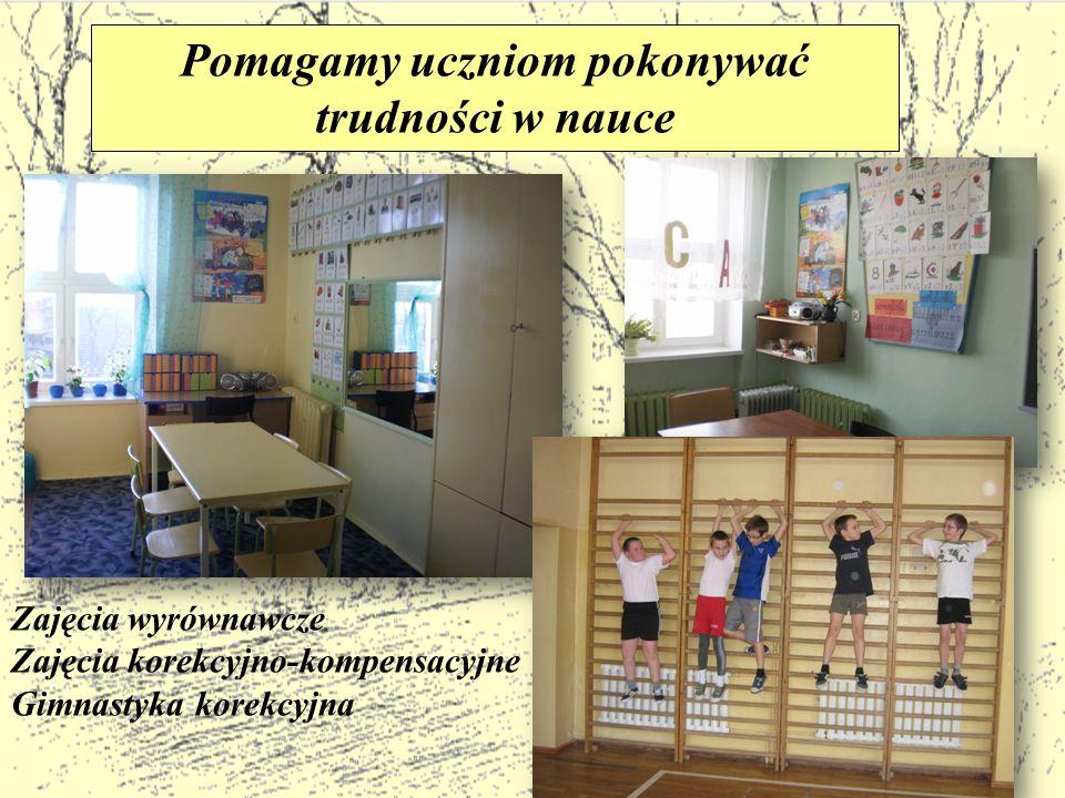 Pomagamy uczniom pokonywać trudności w nauce