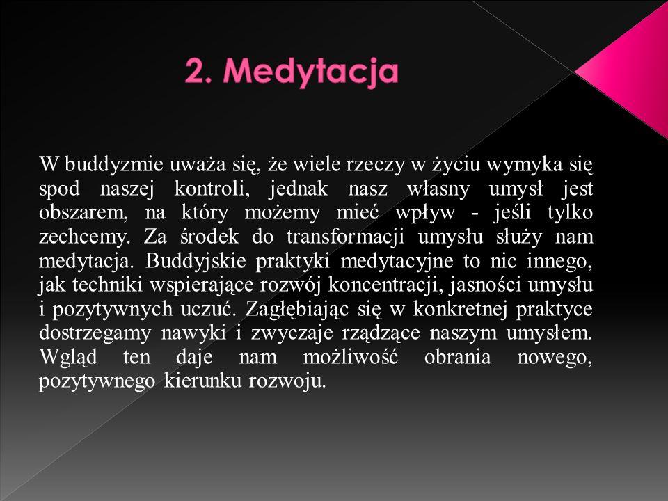 2. Medytacja