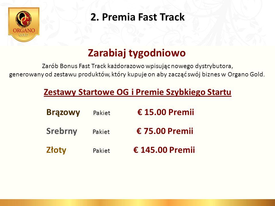 Zestawy Startowe OG i Premie Szybkiego Startu