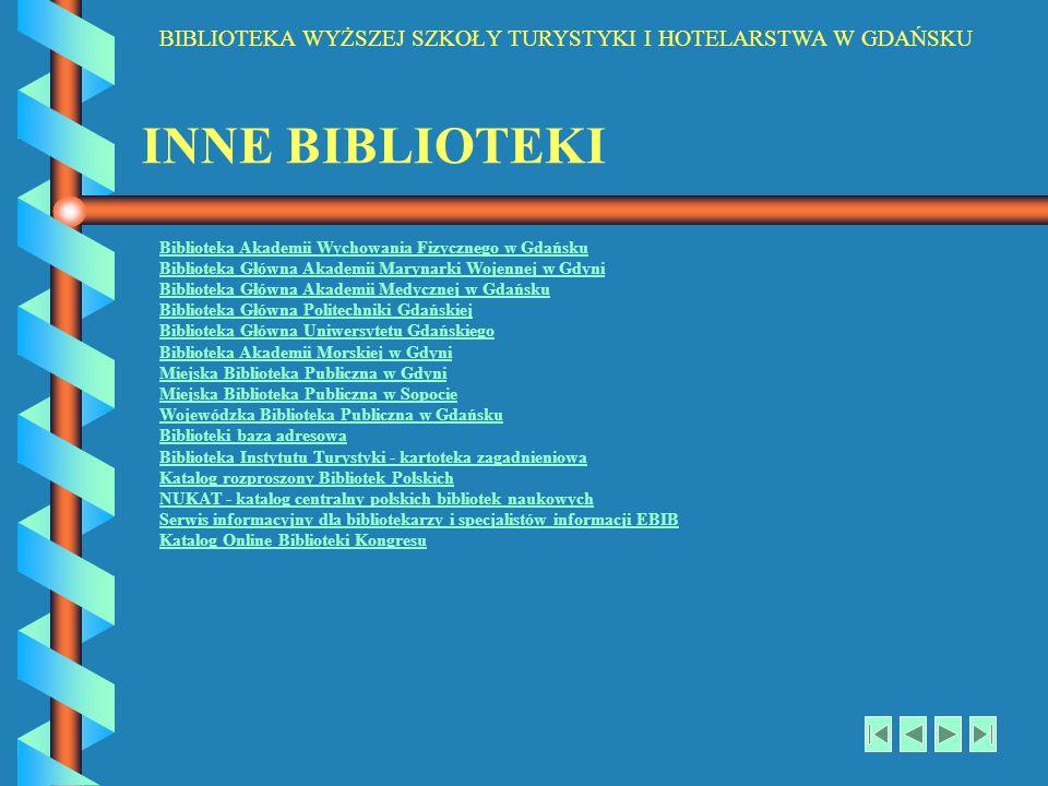 INNE BIBLIOTEKI