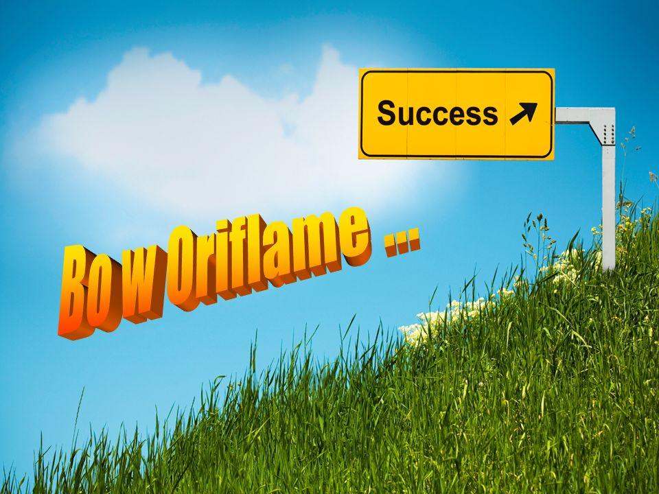 Bo w Oriflame ...