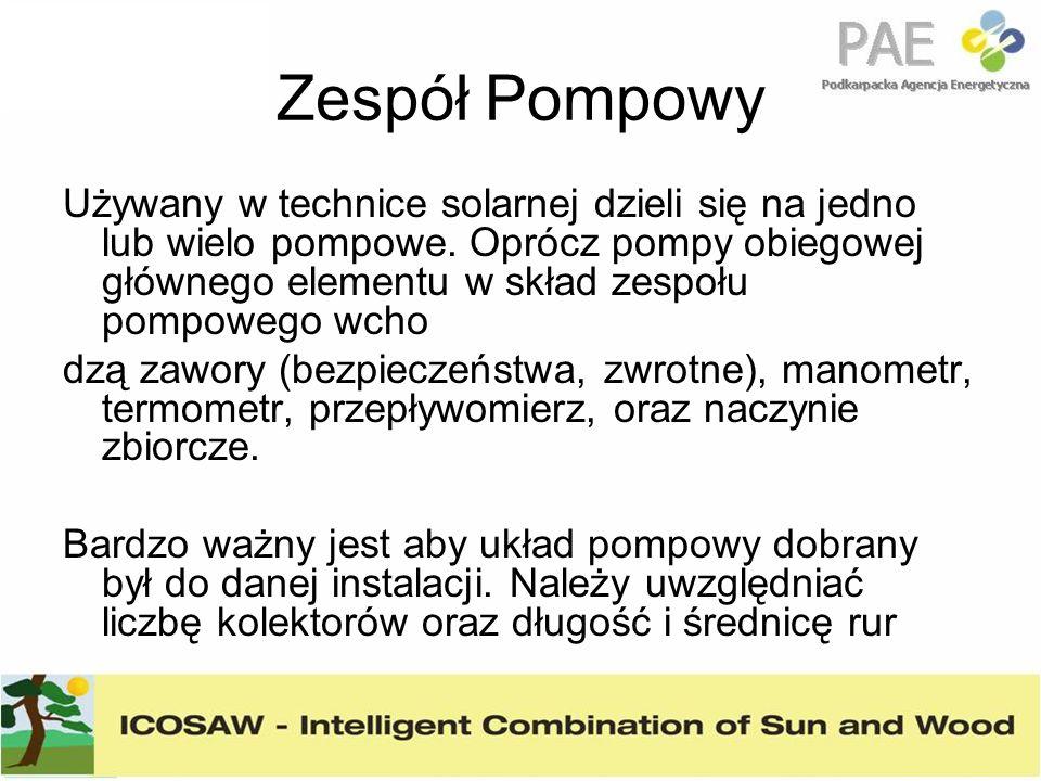 Zespół Pompowy