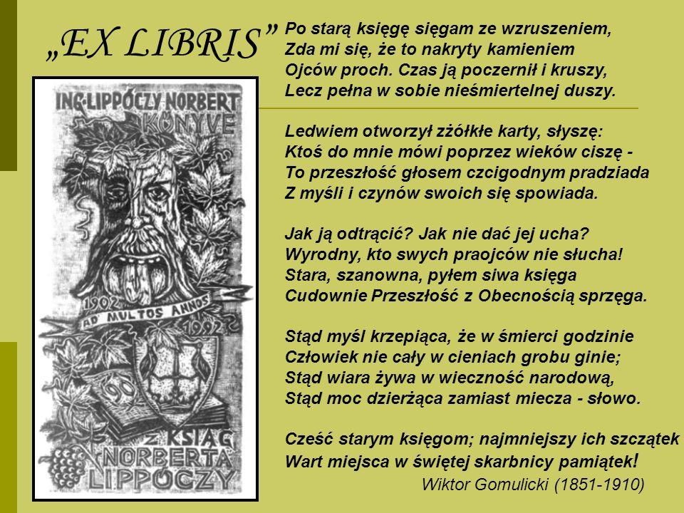 """""""EX LIBRIS"""