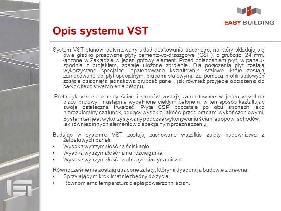 Opis systemu VST